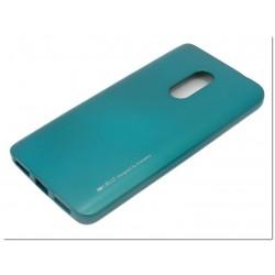 Futerał Mercury i-JELLY METAL Xiaomi Note 4 zielon