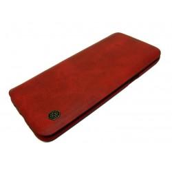 NILLKIN QIN OnePlus 5T A5010 czerwony