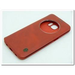 NILLKIN QIN Samsung S7 EDGE G935 czerwony