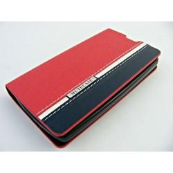 Wallet Mute LG L Fino D290n czerwony