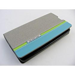 Wallet Mute LG L Fino D290n srebrny