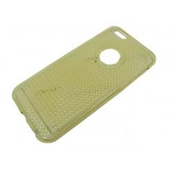 """Jelly Case GLITTER iPhone 6 6S 4.7"""" złoty"""